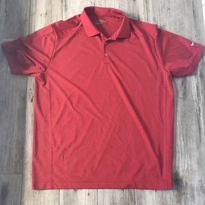 Nike Polo Shirt DRI-FIT Size XL